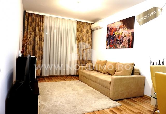 Apartament 2 camere, balcon, Splaiul Independentei